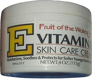 Vitamin E Skin Care Cream - 115 Grams