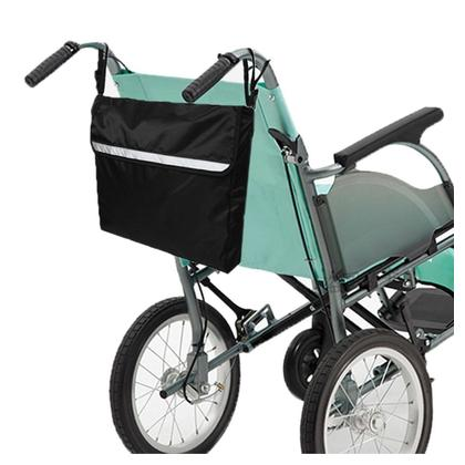 Sunflower Wheelchair Bag Backpack Wheel Chair Storage Tote for Carrying Loose Items