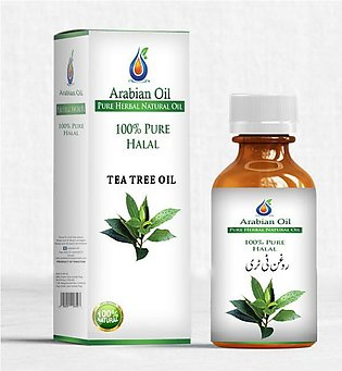 Tea Tree Oil 100% Natural and Pure