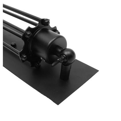 Purism Modern Corridor Vintage Retro Industrial Black Ceiling Wall Light Lamp Fitting(with LED bulb 4W Bulb)