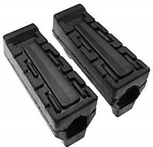 Front Footrest Rubber Yamaha YBR 125