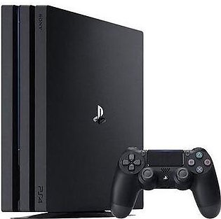 PlayStation 4 Pro 1TB - Region 2 - Black
