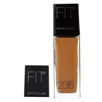 Maybelline Fit Me Foundation 235 Pure Beige