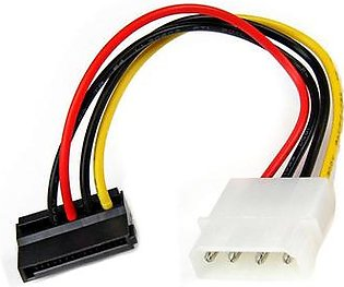 00053 SATA Power Cable (Black and White) CONNECTOR
