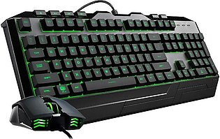 CoolerMaster Devastator 3 Gaming Combo Keyboard and Mouse
