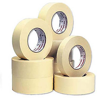 Paper Tape / Imported tape / Masking Tape 1 Inch x 20 Yard / Tape  /Masking T...