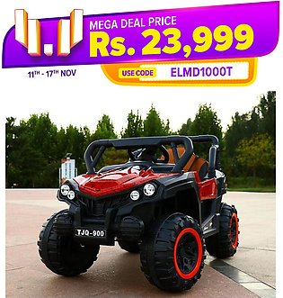 Car Jeep 12V Electric Truck Kids Battery Powered Rechargeable Remote Control AU…