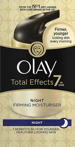 Olay Total Effects 7 in 1 Night Firming Moisturizer