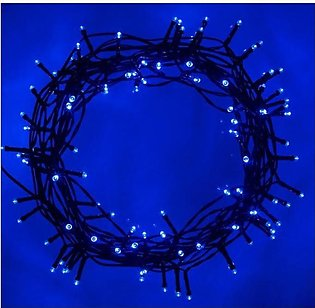 Fairy Led Light String - 20 Feet Blue