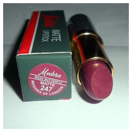 Medora of London Classy Lipstick Matte 247 Rose Butterflyy