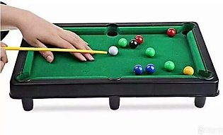 Toy snooker table for your kids