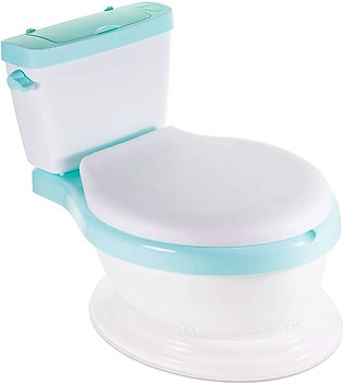 Baby Toilet Training Potty Seat for Kids with Upper Closing Lid and Removable B…