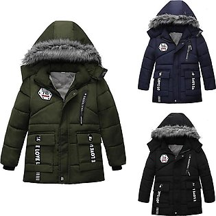 Children Coats Winter Jacket Boy Jacket