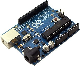 Arduino Uno Ver R3  DIP IC Board With Cable