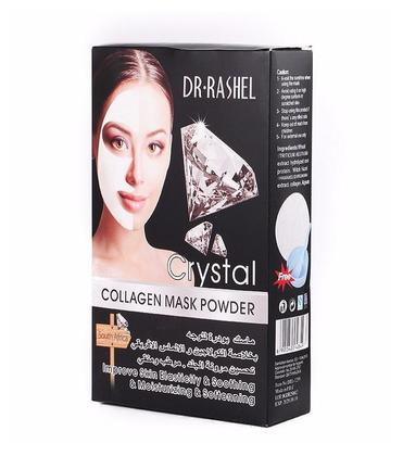 Crystal Collagen Face Mask Powder Anti-Aging