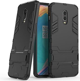 Case For Oneplus 6t Cover one plus 6T case kickstand Armor soft case Coque Fo...