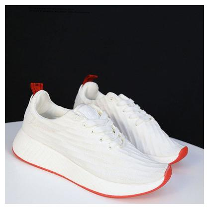 UD Girl Woman Shoes Korean Boy White Shoes Girls Shoes Round Head Sports Shoes