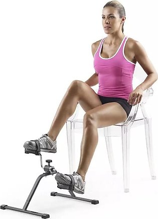 Foot Pedal Exercise Foldable Foot Hand Arm Leg Exercise Pedaling Machine