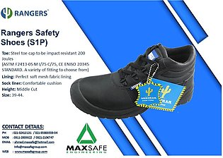 Rangers Safety Shoes (S1P)