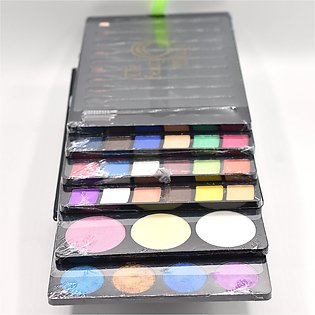 All in One Makeup Kit - Multicolor