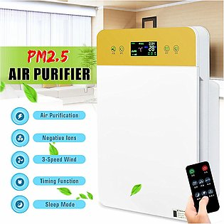 Limited Offer  HEPA Fir Air Purifier Ionizer PM2.5 Odor Formaldehyde Removal ...