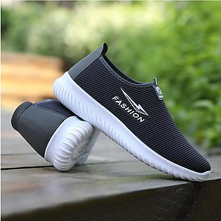 Exercise Shoes Men Slip-Ons Slides Shoes Men Mesh Shoes Sneakers For Men