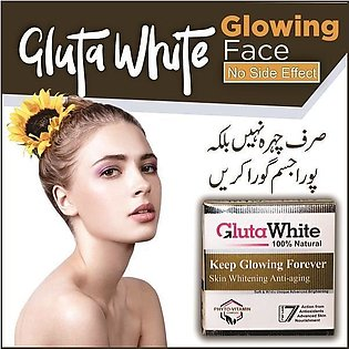 Skin Lightening Cream Gluta, Whitening Cream, Brightening Cream, Melasma Trea...