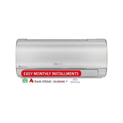 Kenwood Kenwood KET-1826S - eInverter Tech Diamond Tropical Inverter Air Conditioner - 1.5 Ton - White