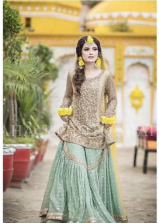 Partywear Bridal Dress Collection