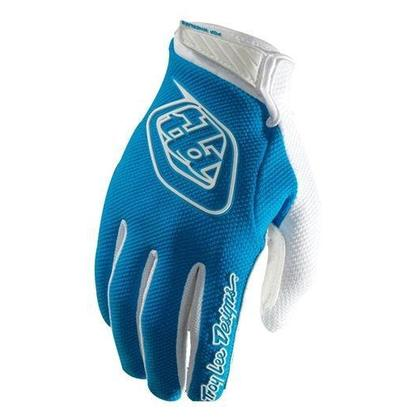 Unisex Full Finger Motorcycle Gloves Outdoor Sports Protective Gloves -Blue