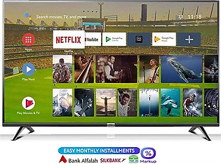 TCL S6500 - 49  Full HD Android™ LED TV - Black
