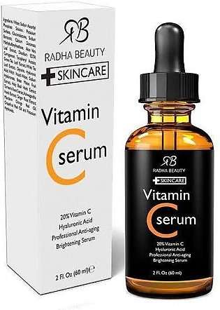 RADHA BEAUTY - Vitamin C Face Serum - 60ml