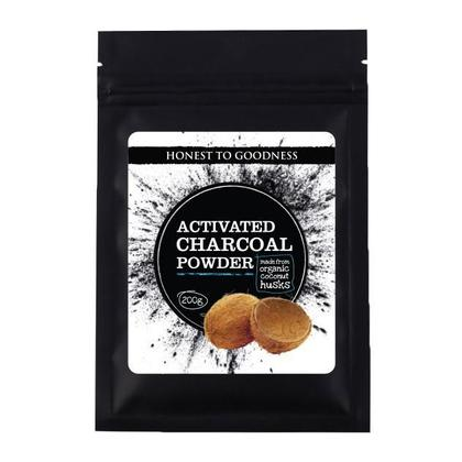 ACTIVATED CHARCOAL POWDER 1lb