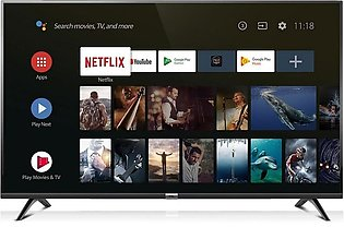 "TCL 43"" S6500 Smart Android TV Black"