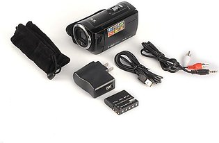 TE Portable HD Digital Video Camera Recorder 1280x720 Max 16MP 16X Zoom