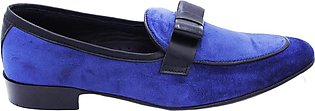 Milli Shoes-Men Formal Suede Moccasin Art.65011