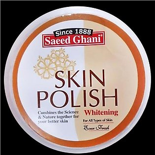 Skin polish -for all skin type