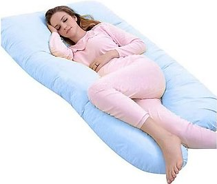 Full Body Support Comfortable U- Shaped Pregnancy Pillow