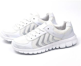 Mesh Sports Shoes couple Lightweight Student Running Shoes Men Casual Shoes