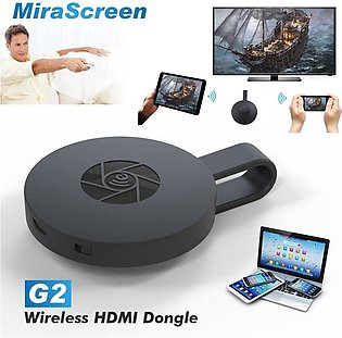 Chromecast 2 Mira screen G2 Tv Streaming Device HDMI Black For Mobile & Tablets