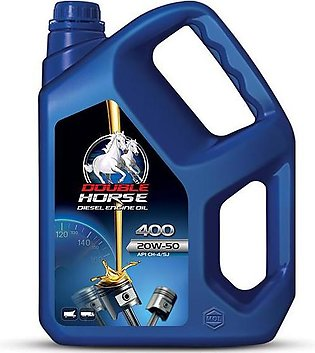 DOUBLE HORSE DH 400 API CH-4/SJ 8LTRS (DIESEL ENGINE OIL)