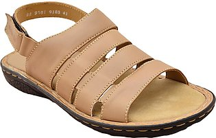 Urban Sole - Beige Casual Sandal for Men - BR-9101