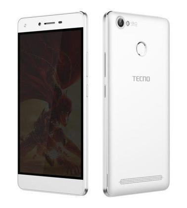 "Tecno Mobile W5 Mobile Phone - 5.5"" - 2GB RAM - 16GB ROM - White"