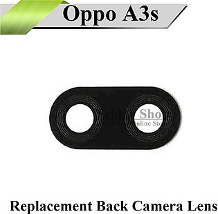 Oppo A3s Replacement Back Camera Lens Glass For A3s