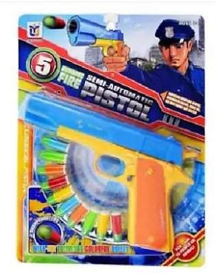 Soft Shooter Toy
