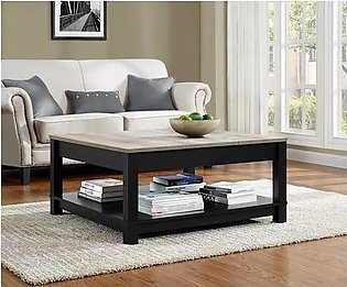 Home Carver Coffee Table And Center Table