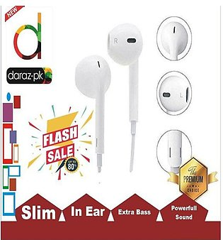 Original High Quality Gionee Super Bass Stereo / Handsfree / Earphone With Mic …