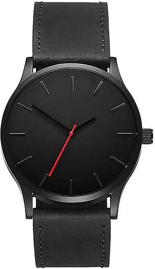 Watches Men Round Dial Wrist Watches Mens Watches Top Brand Business Fashion