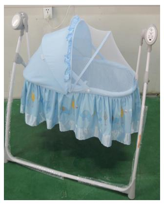 Auto Swing for Baby SG-237-537-Blue