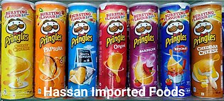 Pringles Snacks imported 165gm in your favorite flavors